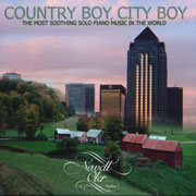 Country Boy City Boy by Newell Oler